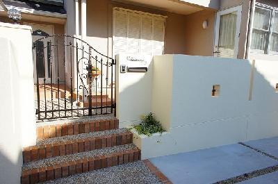 庭スペースを駐車スペースに 草津市
