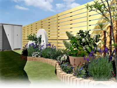 門周りとお庭、お住いの周りをぐるっとリニューアル