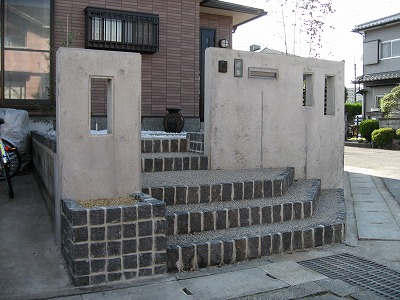 RC(鉄筋コンクリート)の存在感 野洲市