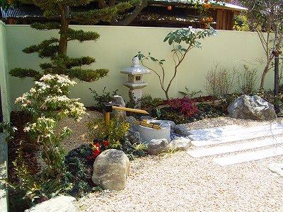使い勝手の良い和庭