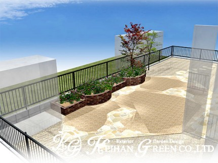 雑草対策でお庭をリフォーム
