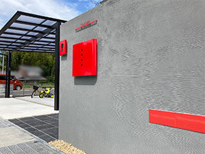 お客様のこだわり・かっこよさを追求した外構デザイン 湖南市